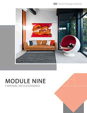 12 Part Interior Design Course Outline